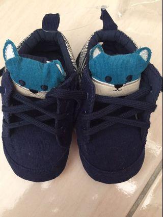 寶寶學步鞋 3號 內長約12.5公分