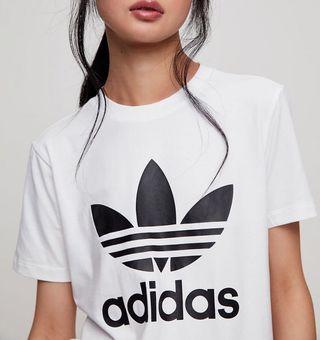Adidas Trefoil Short Sleeve Tee