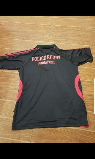 Team Police Rugby Polo