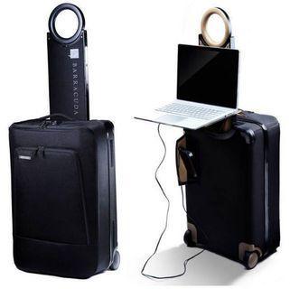Barracuda Luggage - Black