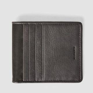 All Saint Nylon Hawk Wallet