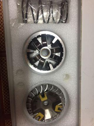 Racing Pulley slightly used