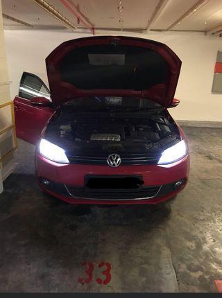 Genuine Philips Diamond Vision Halogen Bulb Volkswagen Jetta Mk6 Headlight H7 not HID LED H4 H11 Osram