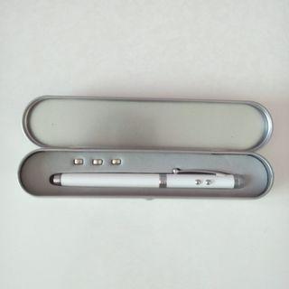Brand New Touch Screen Stylus Pen, LED Flash Light, Laser Pointer, Torch Light