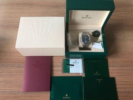 Rolex Oyster Perpetual 39 114300