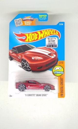 Hot Wheels Corvette treasure hunt