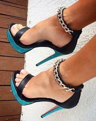 BRAND NEW KABU heels! RRP$249 leather