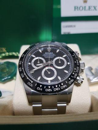 WTS: BNIB Rolex Daytona Black 116500 cheapest!