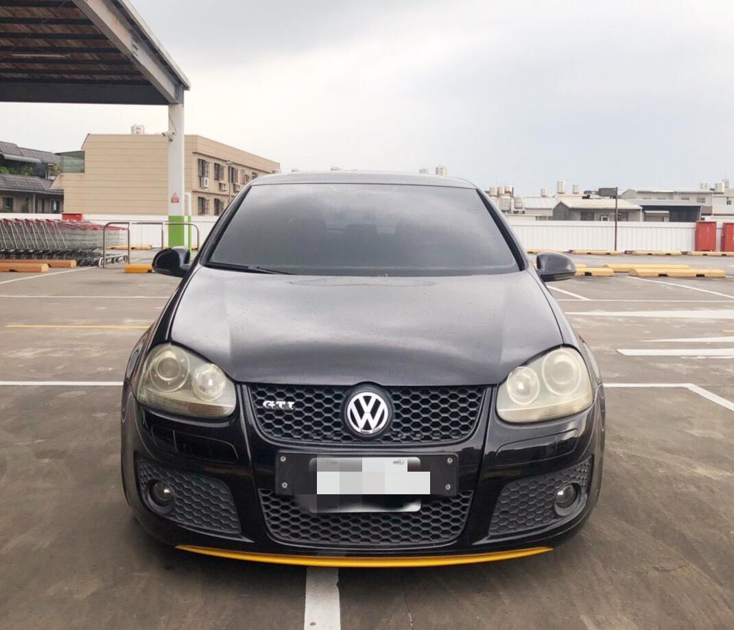 08年 GTI 黑 2.0cc