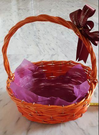 Hamper Basket ( small-medium)