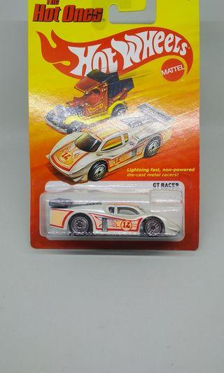 Hot Wheels the hot ones