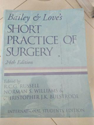 Surgery Bailey's