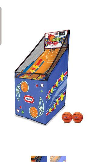 BNIB Better Sourcing Little Tikes Easy Score Arcade Toy Basketball not vtech leapfrog fisherprice soccer football