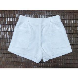 專櫃設計師 格紋短褲