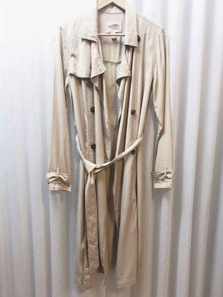Forever 21 soft trench duster