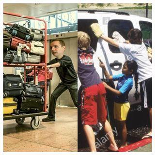 HIRING!! Carwashers/Cargo&Baggage Handlers