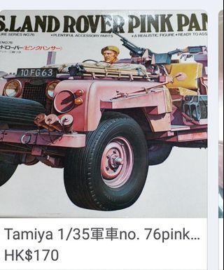 Pink panther 1/36