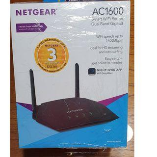 NETGEAR ROUTER AC1600 (Brand New in Box)