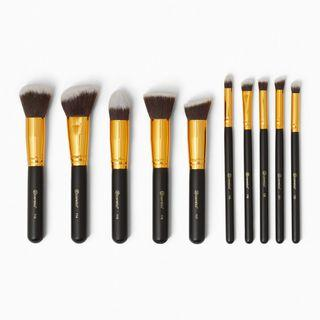 BH Cosmetics 10-piece Sculpt and Blend Brush Set