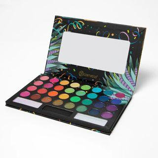 BH Cosmetics Take Me Back to Brazil: Rio Edition - 35 Color Shadow Palette.