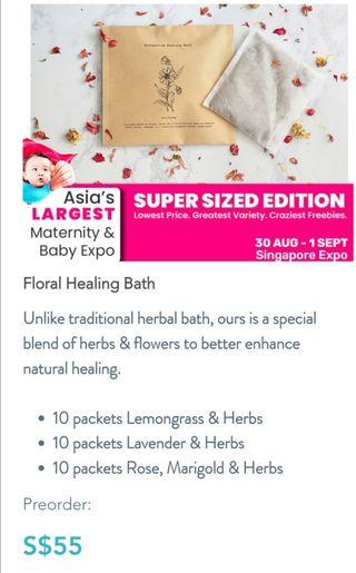 Yue Shan Herbal Shop - Herbal Bath set