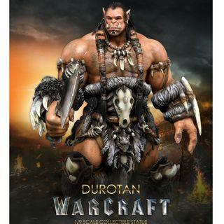 魔獸 Warcraft - 杜洛坦 1/9 Durotan Figure 原價 $1499 清貨 $1000