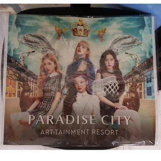 Blackpink  袋 Paradise City