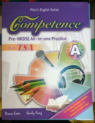Competence pre HKDSE all in one pratice set A