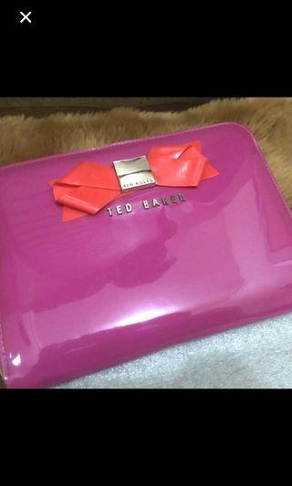 Ted Baker ipad case Authentic