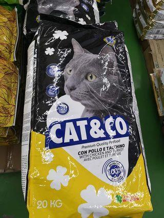 Cat&co 20kg