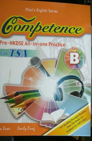 Competence pre HKDSE all in one practice set B