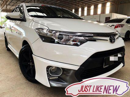 Toyota Vios TRD 1.5 Auto Year 2013‼️‼️