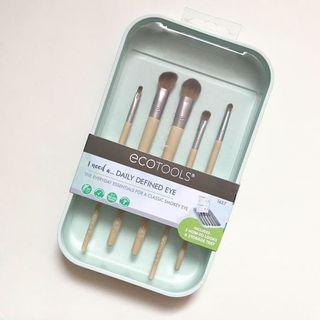 Ecotools Daily Defined Eye Makeup Brush Kit