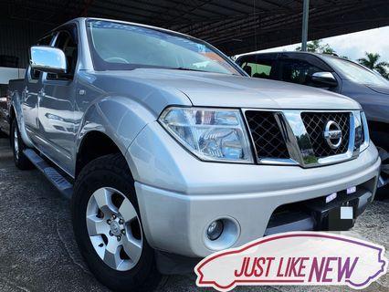 Nissan Navara 2.5 4X4 Year 2009‼️