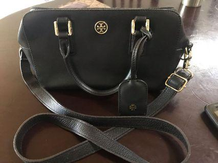Authentic tory burch small bag 2 way