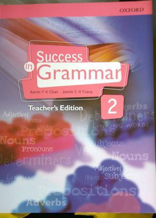Success in grammar 2 teacher s edition