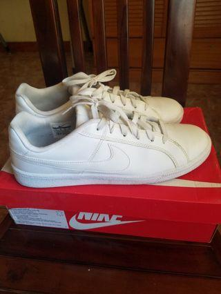 Nike court royale original full white size 45 mulus