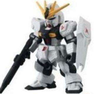 Mobile Suit Ensemble - Nu Gundam