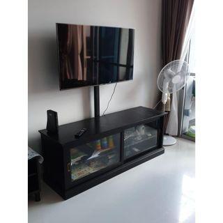 "TV Floor Stand for 32-65"" high universal Whatsapp:8778 1601"