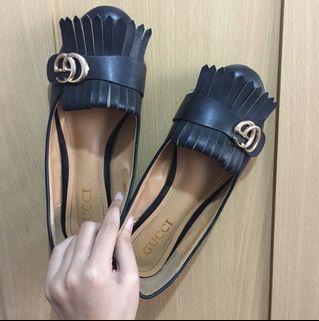 Gucci flat premium