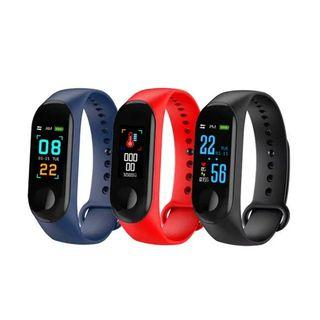 Smart Watch m3 colour red