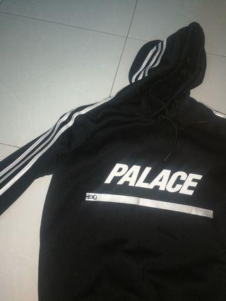 🚚 adidas x palace hoodie