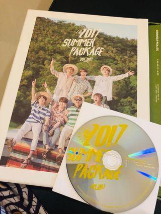 Box + DVD summer package 2017