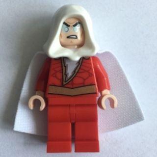 592 LEGO DC Super Heroes 76120 Batman Shazam - White Hood