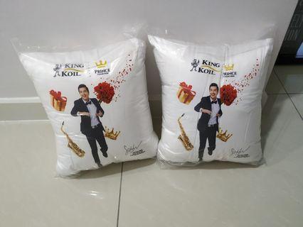 Fattah Amin Limited Edition Pillows