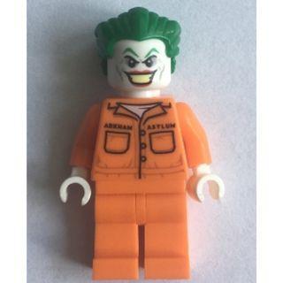 598 LGO DC Super Heroes 76138 Batman The Joker - Prison Jumpsuit