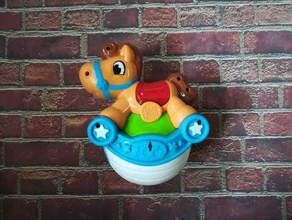 Leap Frog Roll And Rocking Horse Musical Infant Toddler Toy