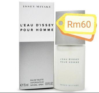 Issey miyake perfume 15ml