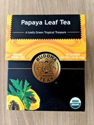 🚚 Papaya Leaf organic tea (from US)