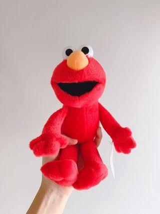 Sesame street Elmo+Cookies Monster plush